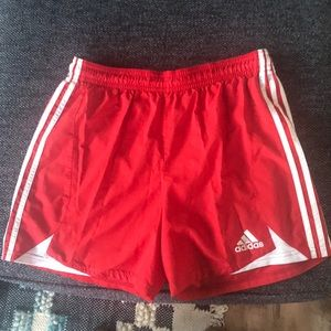 Adidas climacool soccer shorts - M